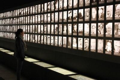 Neue Ausstellung DIZ Esterwege mit August Weiß