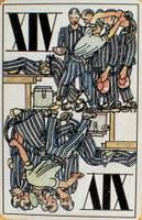 Tarockkarte Bestrafung