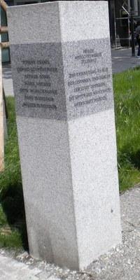 NS-Opfergedenkstein in Dornbirn